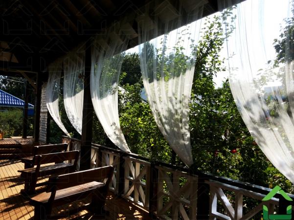 Беседка для свадебных торжеств