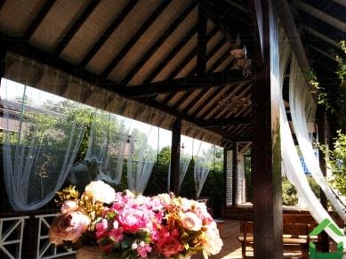 Беседка для свадебных церемоний