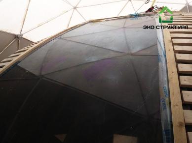 Изготовление каркаса примыкания к окну из оргстекла